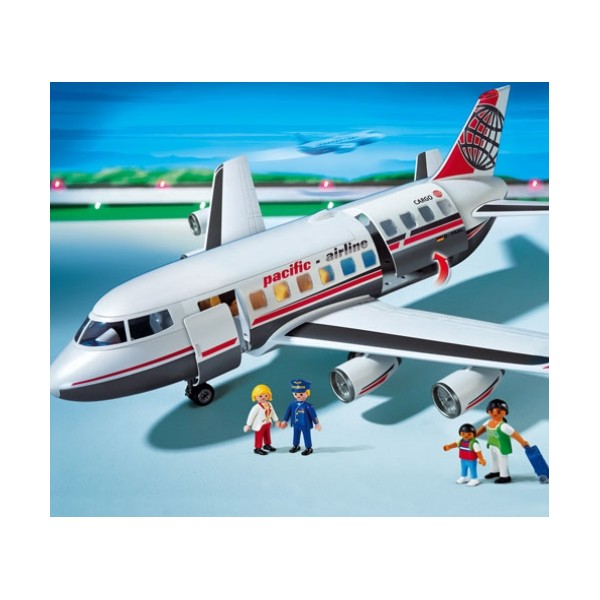 Playmobil - Airport - Avion
