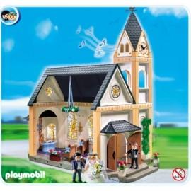Playmobil - Biserica
