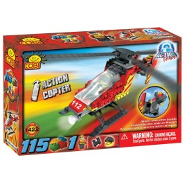 Cobi - Action Helicopter