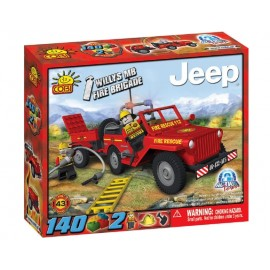 Cobi - Willys MB Fire Brigade
