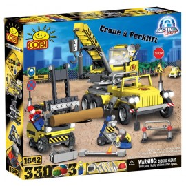 Cobi - Crane & Forklift (Macara)