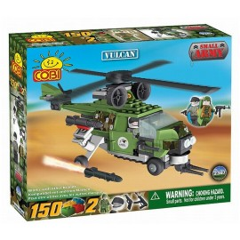 Cobi - Small Army - Elicopter Vulcan