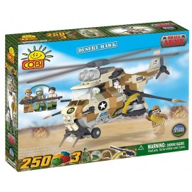 Cobi - Small Army - Helicopter Desert hawk
