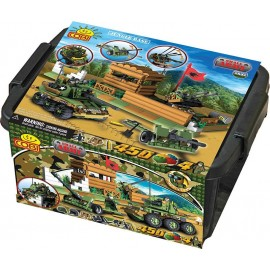 Cobi - Small Army - Jungle Base