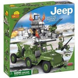 Cobi - Small Army - Jeep Willys Mb Mountain Terrain