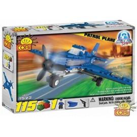 Cobi - Police - Avion Politie