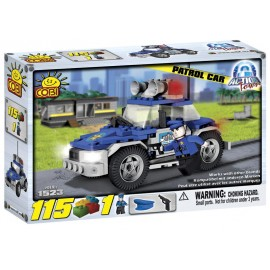 Cobi - Police - Masina de Politie