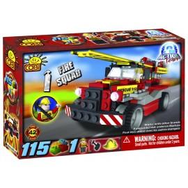 Cobi - Fire Brigade - Masina De Pompieri