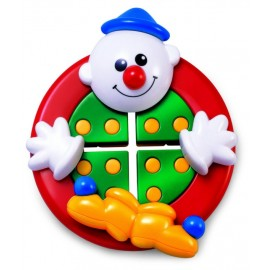 TOLO - Zornaitoare Puzzle bebe Clown