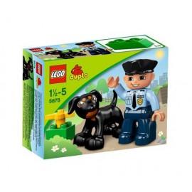 Lego Duplo Politist