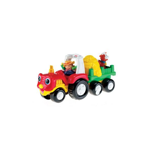 Fisher Price - Vehicule Asortate Little People