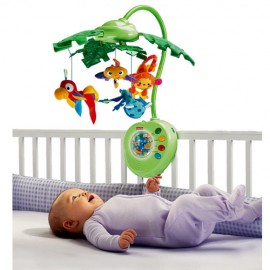 Fisher Price - Carusel Padurea Tropicala + Telecom