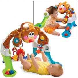 Fisher Price - Bara cu Activitati pentru Bebelusi (aparat gimnastica go baby go)