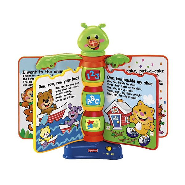 Fisher Price - Carticica Muzicala