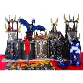 Mega Blocks - Castelul Dragonului