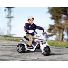 Peg Perego - Tricicleta Raider Police