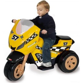BIEMME - Motocicleta electrica SUPER GP YELLOW