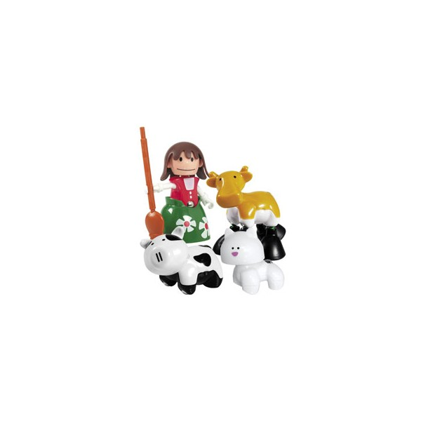 Piccoli Mondi - Super Farm - Set Lady Farm
