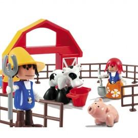Piccoli Mondi - Super Farm - Set de joaca cu figurine