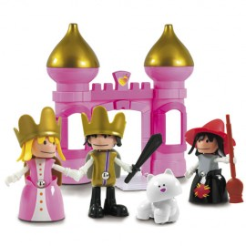 Piccoli Mondi - Magic Palace - Set de joaca cu figurine