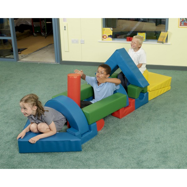 Soft Play - Set Tematic cu Activitati 2