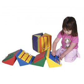 Soft Play - Cub cu multe activitati