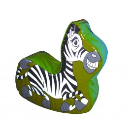 Soft Play - Balansoar Zebra