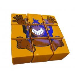 Soft Play - Bloc puzzle Maimuta