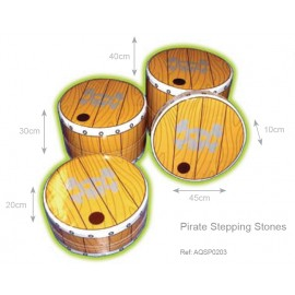 Soft Play - Pietre de trecere Pirat