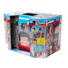 Playmobil - Castelul Mobil Al Cavalerilor