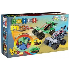 Clics Set De Constructie Mighty Monsters