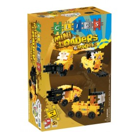 Clics Set De Constructie Mini Loaders