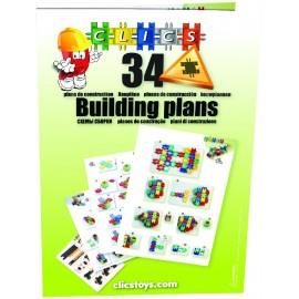 Clics Carte Cu Instructiuni Pentru 34 De Modele Diferite