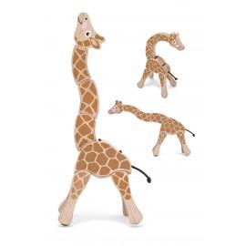 Melissa & Doug - Girafa Vesela