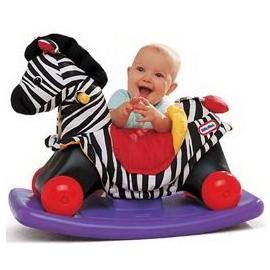 Little Tikes - Balansoar zebra