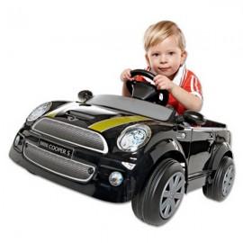 Mini Couper Black - masinuta Electrica 6V marca Toys Toys