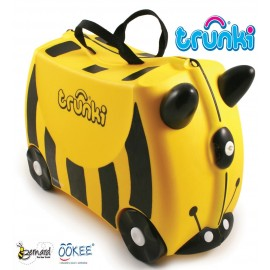 Trunki - Geamantan Bernard Yellow