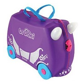 Trunki - Geamantan Penelope Purple