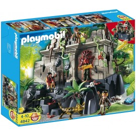 Playmobil Treasure Hunters - Templul comorii