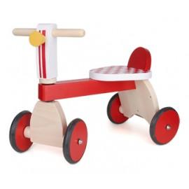 Masinuta din lemn fara pedale Formula 1