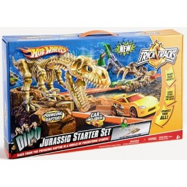 Hot Wheels - Set Trick Track Jurassic