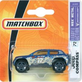 MatchBox - Masina de Colectie