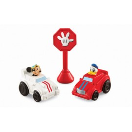 Fisher Price - Mickey Mouse Masinuta De Curse imagine