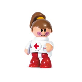 Tolo - Fetita asistenta Medicala First Friends
