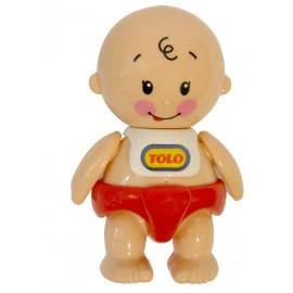 Tolo - Bebelus cu par cret First Friends