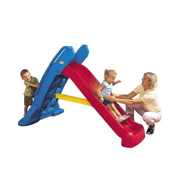 Little Tikes - Tobogan gigant 1