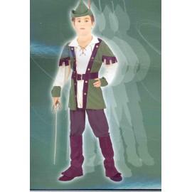 Costum Robin Hood 7-10 ani