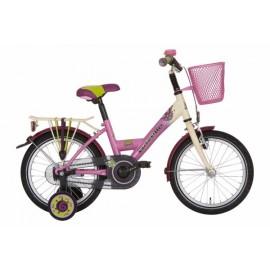 Bicicleta Roz Gazelle Princess Isabella 16