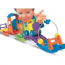Trenulete De Plastic
