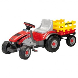 Peg Perego - Tractor Miny Tony Tigre